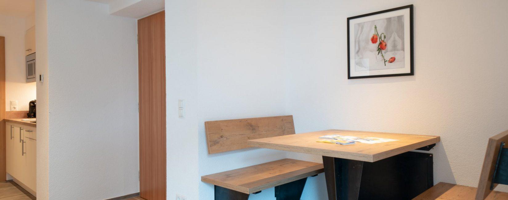 Appartement 1 – Bärenhöhle – 4 Pers.